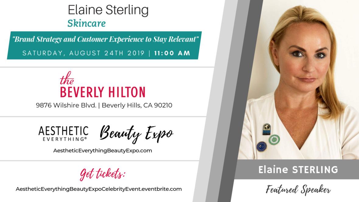 Elaine Sterling - Speaker Design