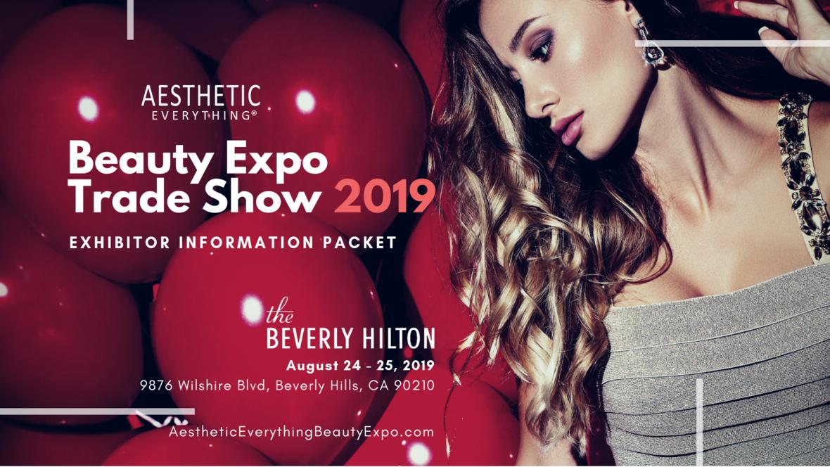 Beauty Expo Trade Show 2019 1