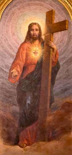 Sagrado Corazon 45 78