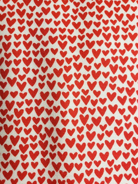 hearts for valentines