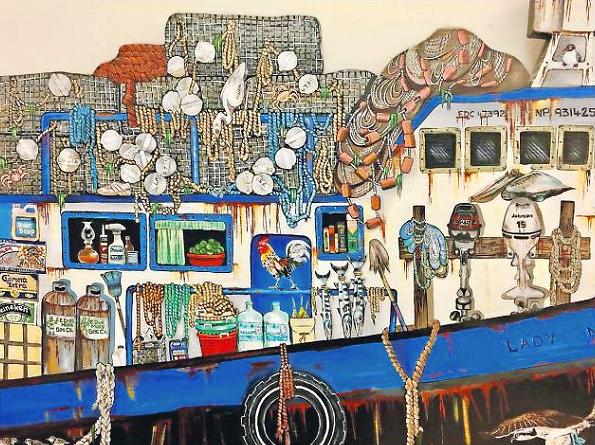 Melissa-Maura-Mailboat