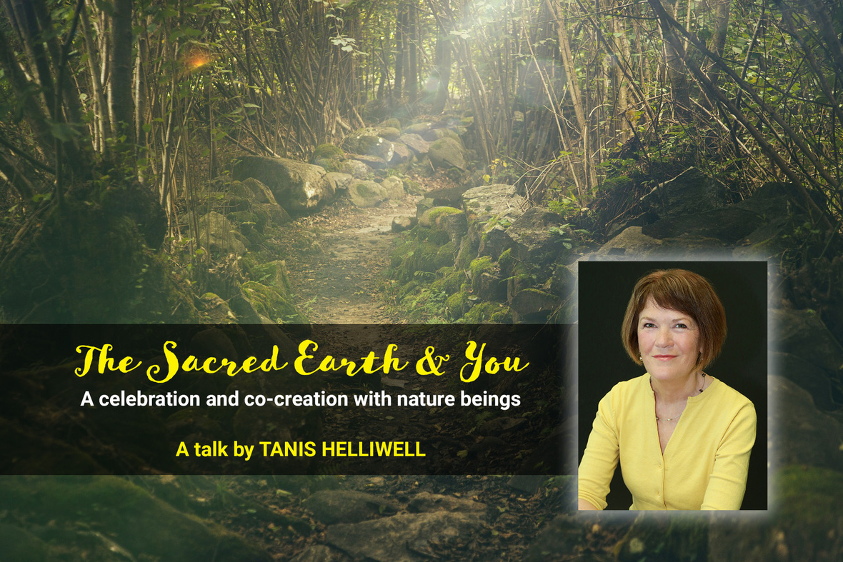 Sacred Earth you talk image for MP3