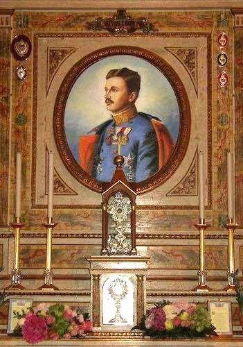 Beato Carlos de Austria 05 09