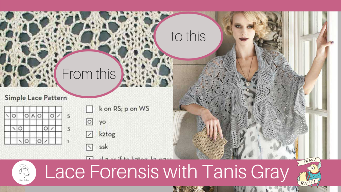 Tanis Gray lace update