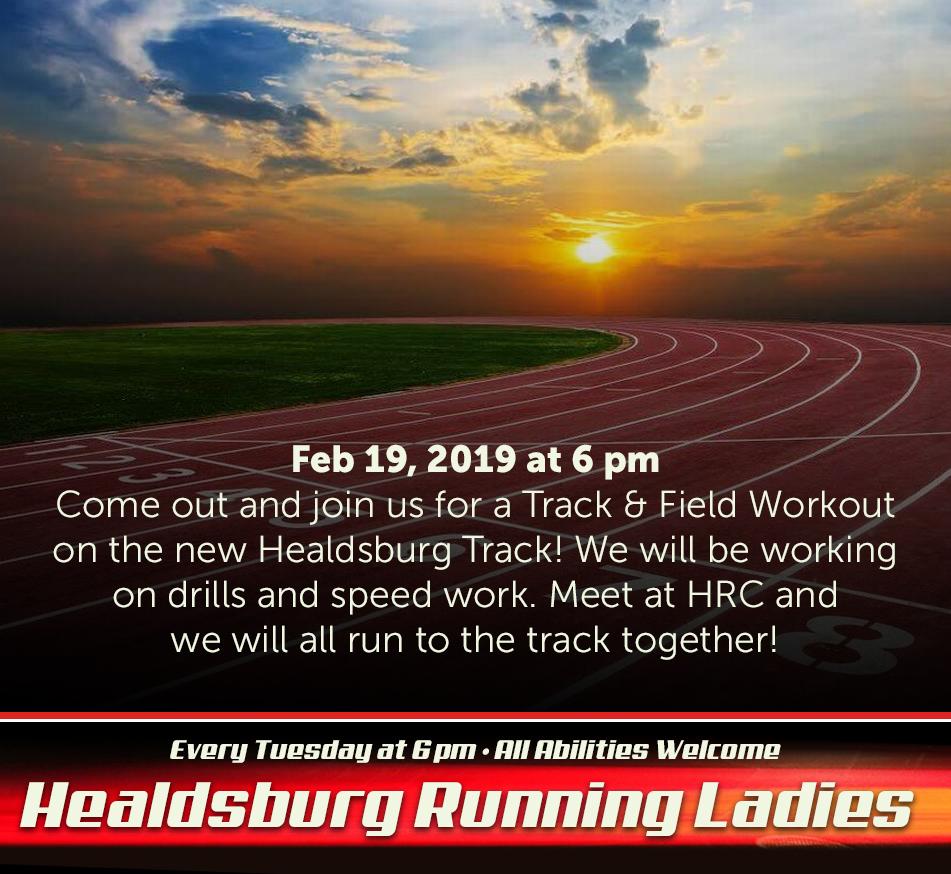 HRL template track night