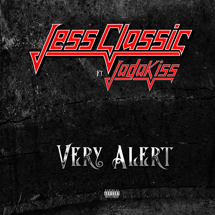 front Jess Classic Very Alert single Cover