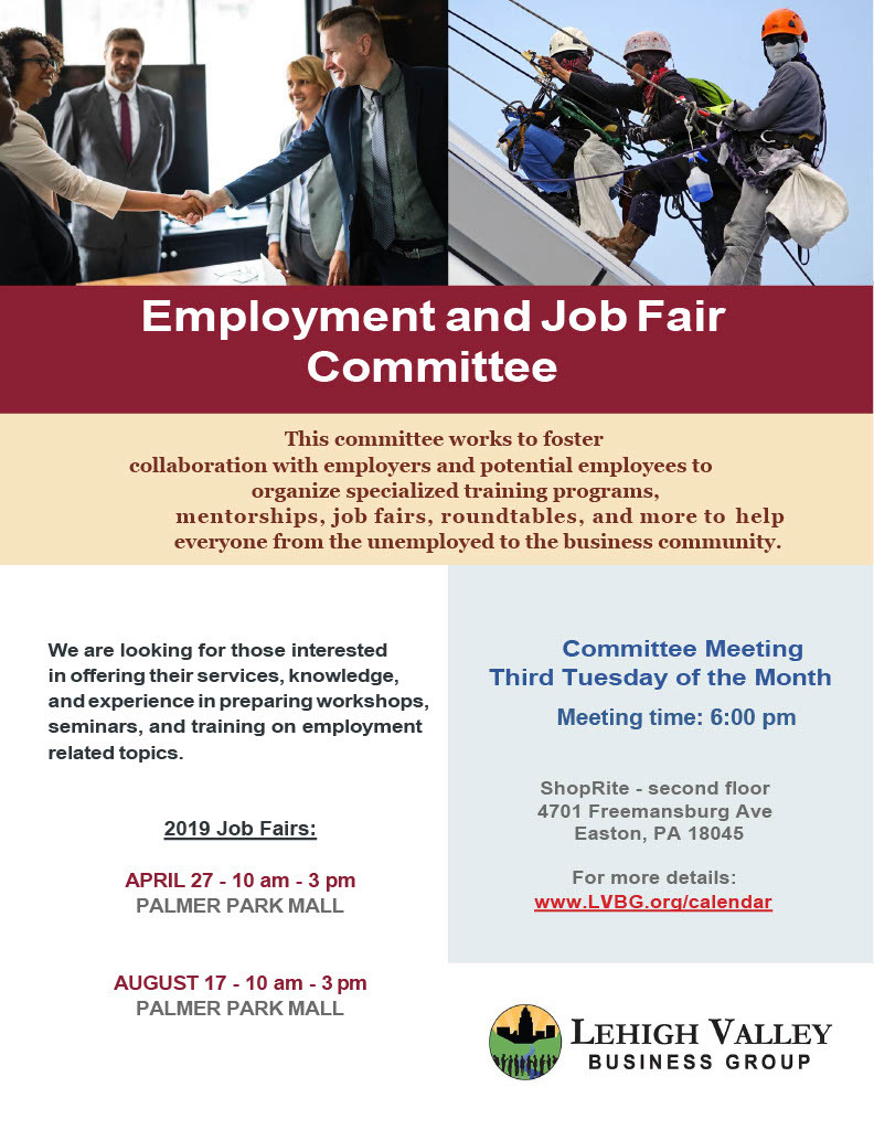 Employment Job Fair Committee1024 1