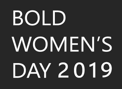 Bold Women s day