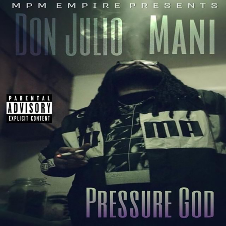 don julkio pressure god front
