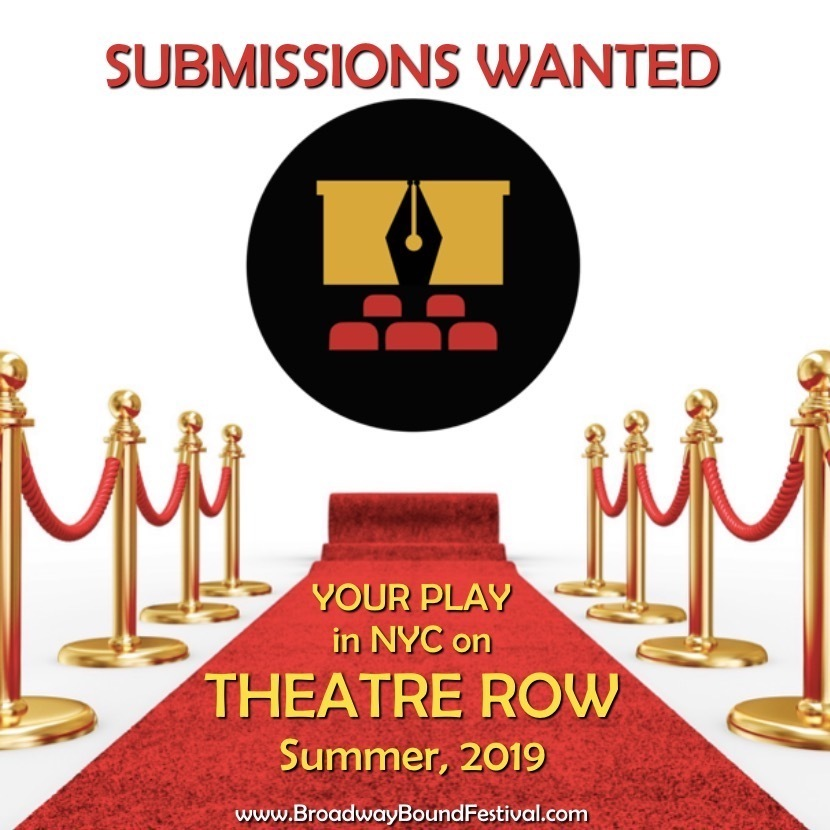 Dear Playwrights, BBTF Submission Deadline is March 31st! Who will