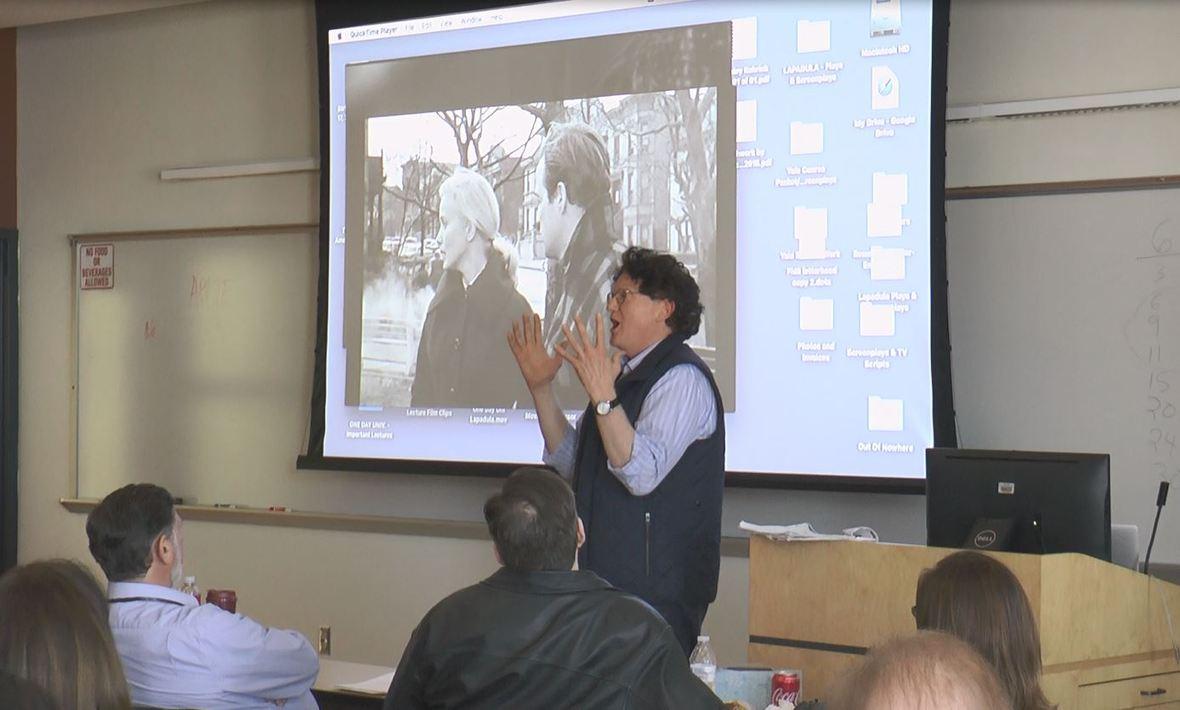Marc Teaching 2