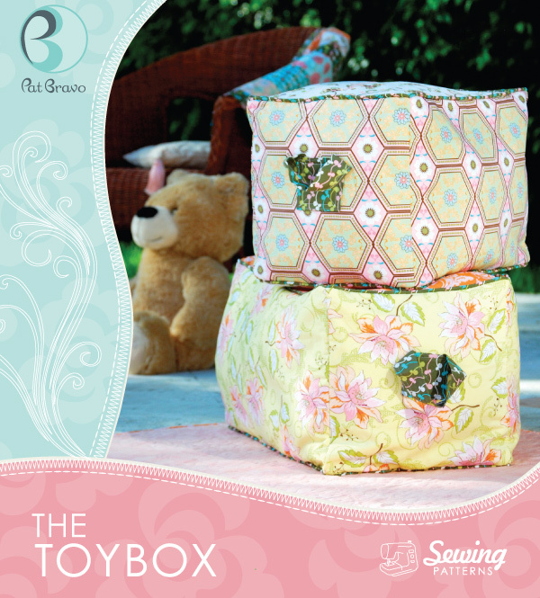 AG  The Toy Box Front Cover