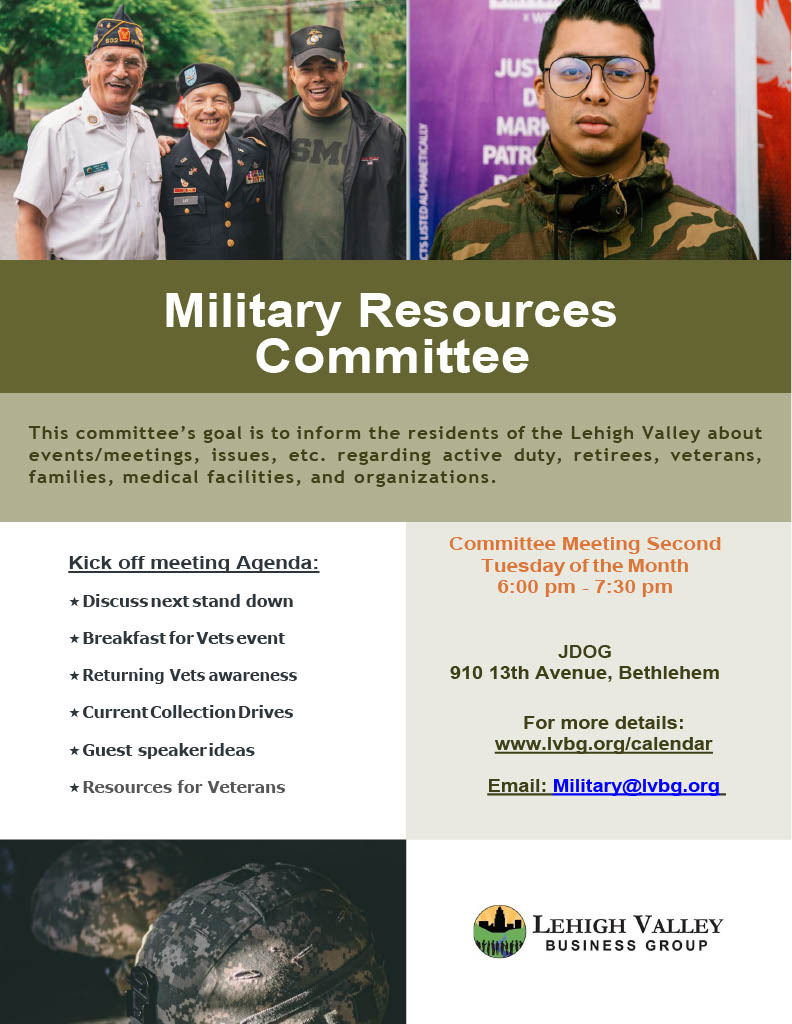 Military General Committee Flyer1024 1