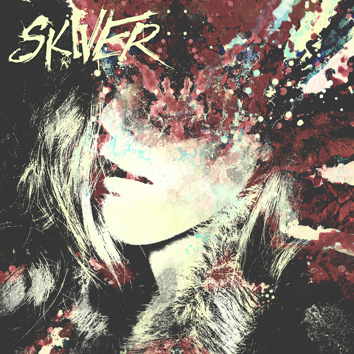 SKIVER No Goodbyes Noise Cover Art
