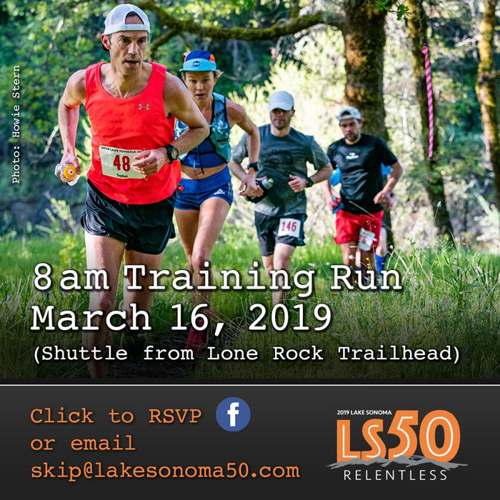 LS50 ad training run