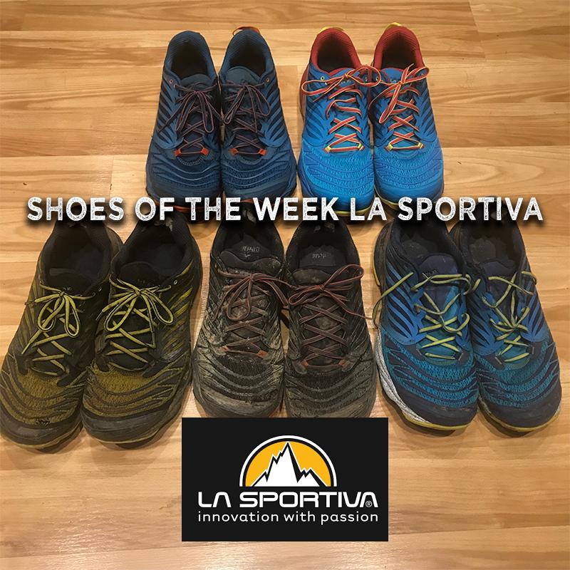 la sportiva shoe week