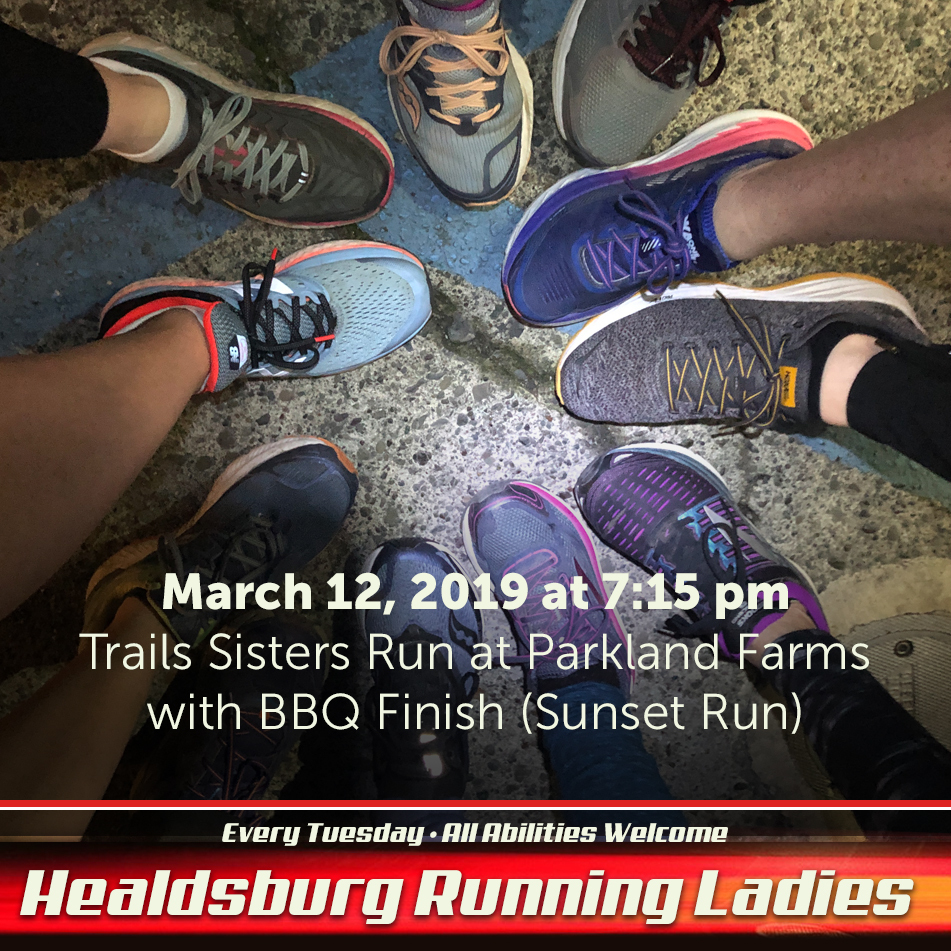HRL template sunset run