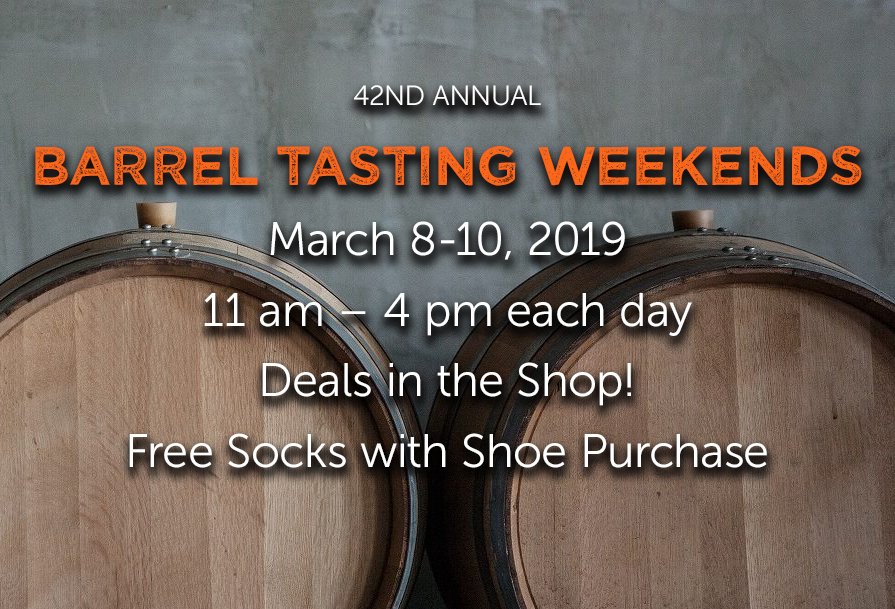 barrel tasting deals