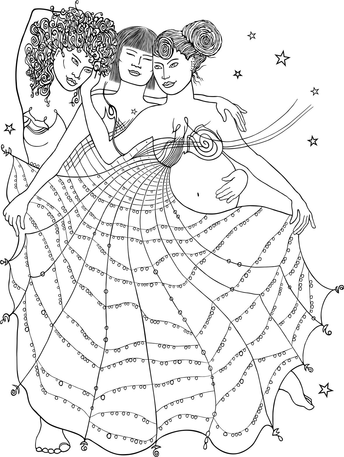15. sisters of joy