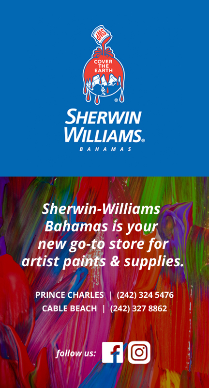 The latest in Bahamian Art & Culture is waiting for you!