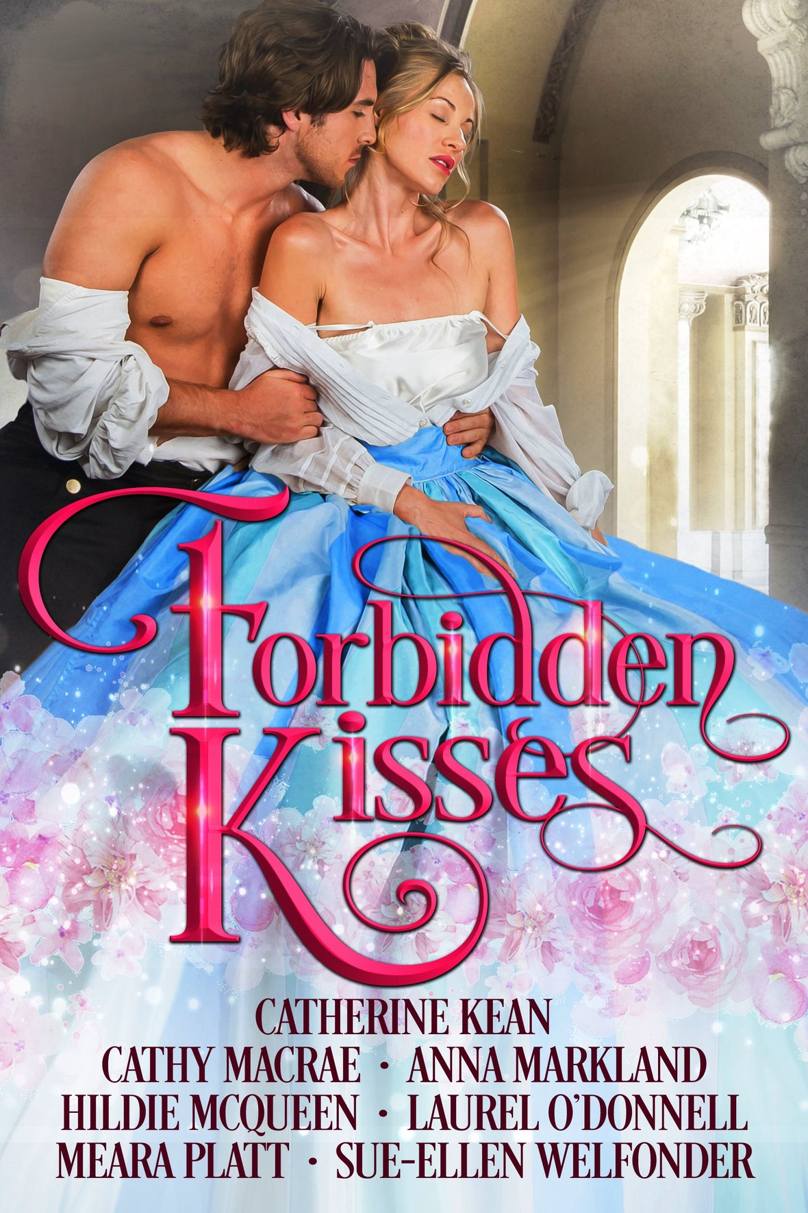 FORBIDDEN KISSES FB Full Cover Boxset-Cover1