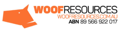 Woof Resources Logo