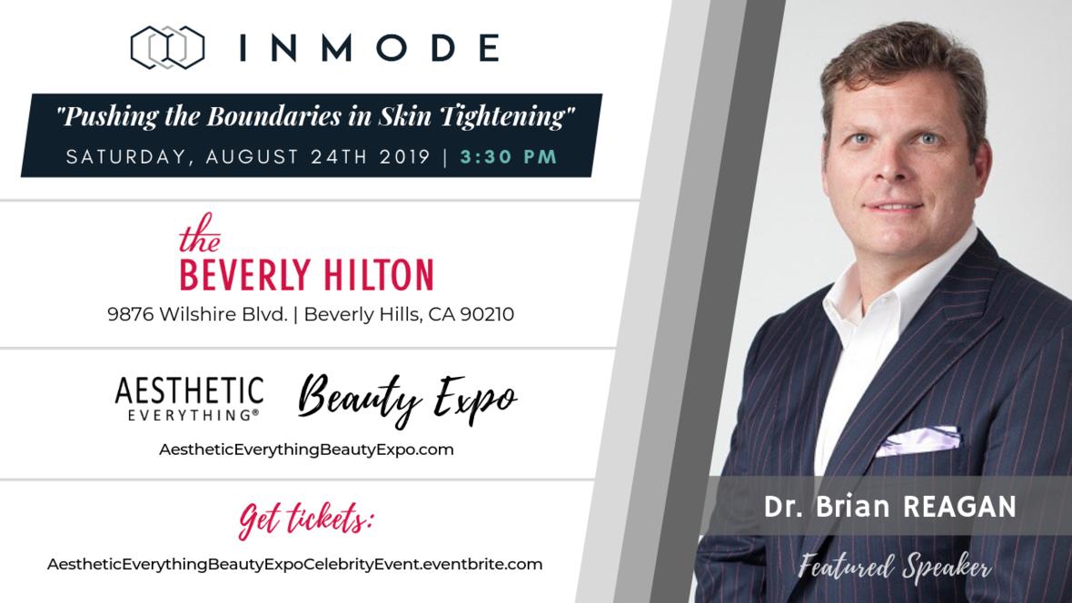 Dr. Brian Reagan - Beauty Expo speaker