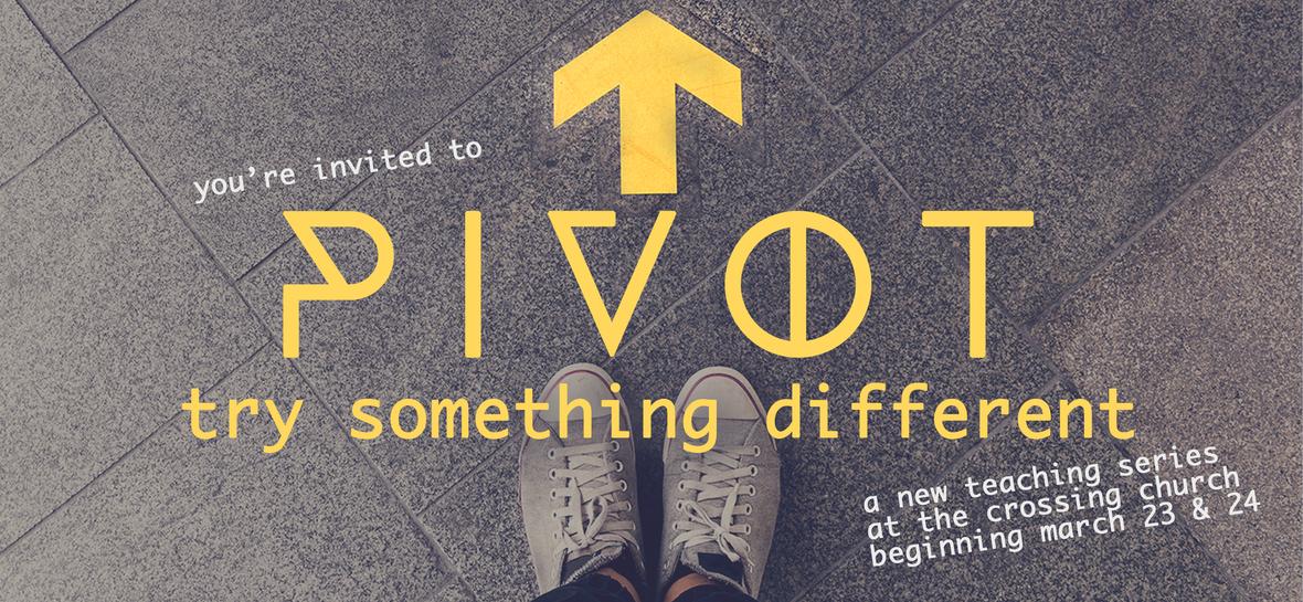 Pivot webbanner
