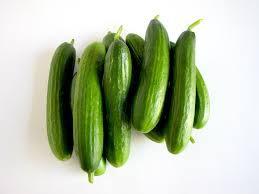 NAFTC TR cucumbers