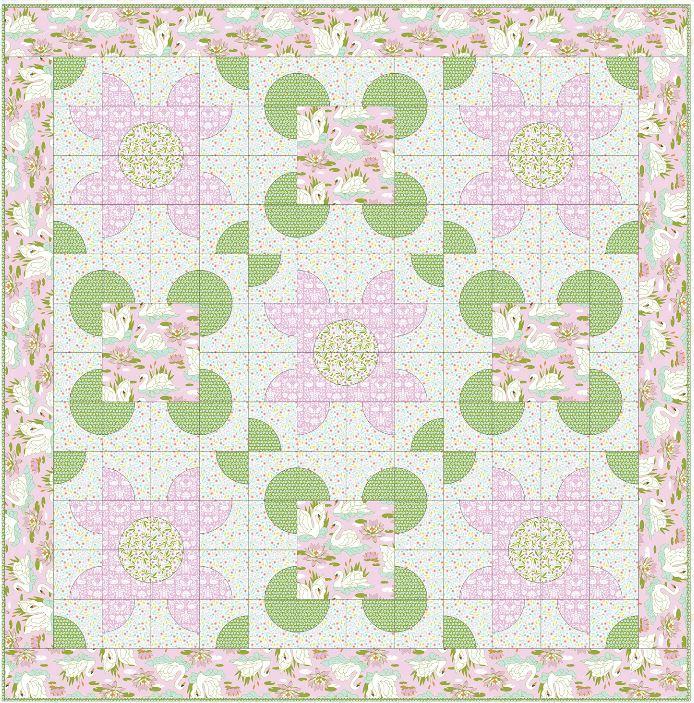 blend- free pattern
