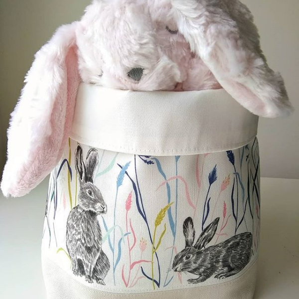 Screenshot 2019-03-18 Hawthorne Supply Co on Instagram Just five more Sundays until Easter Love this bin from lavendearlyg ...