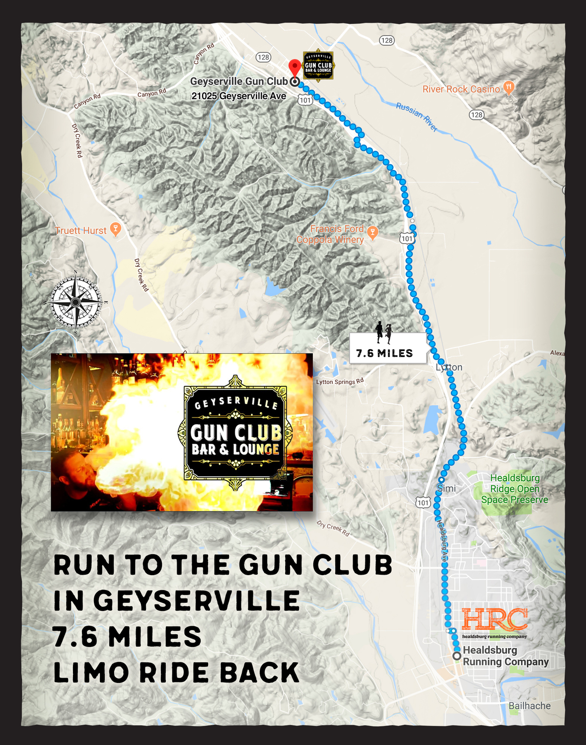 gun club map social