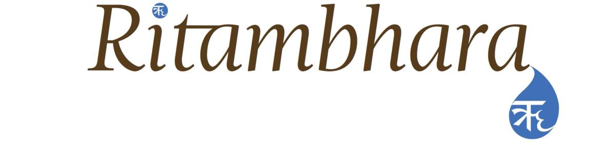Ritambhara Logo 1
