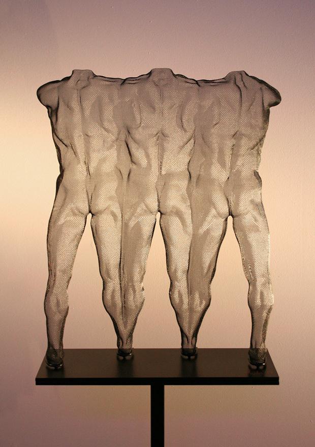 david-begbie-sculpture-male-triple-IMG 0618web