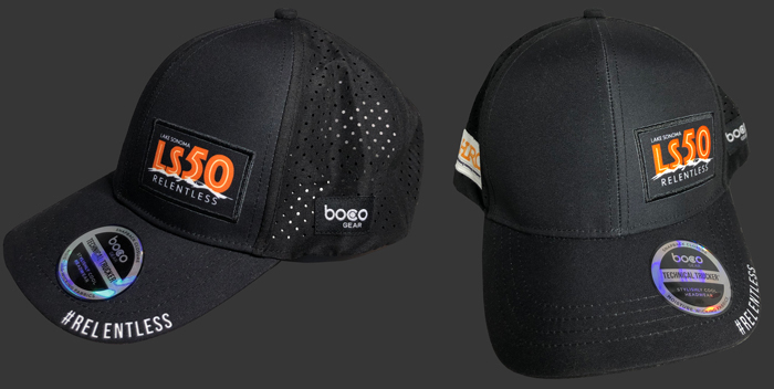 LS50 black techincal trucker newsletter