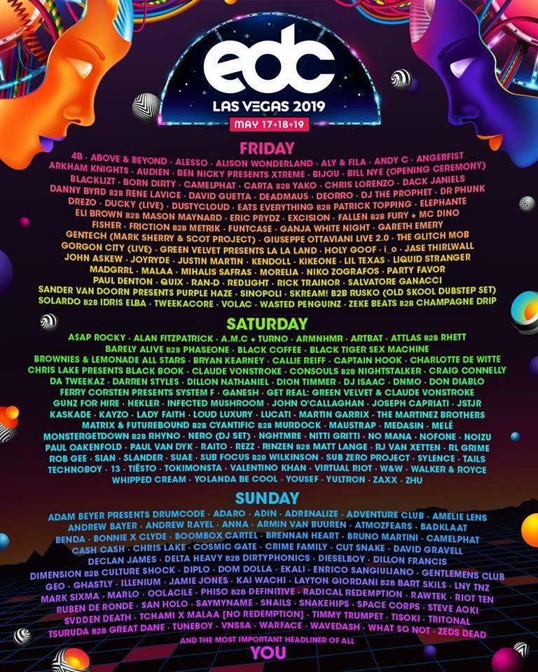 edc-lineup-2019