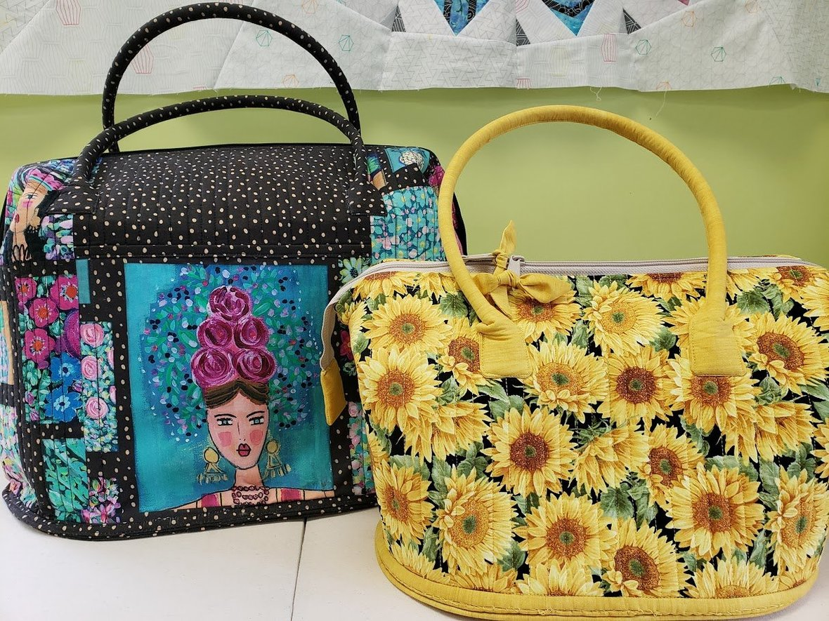 poppins bag both sizes