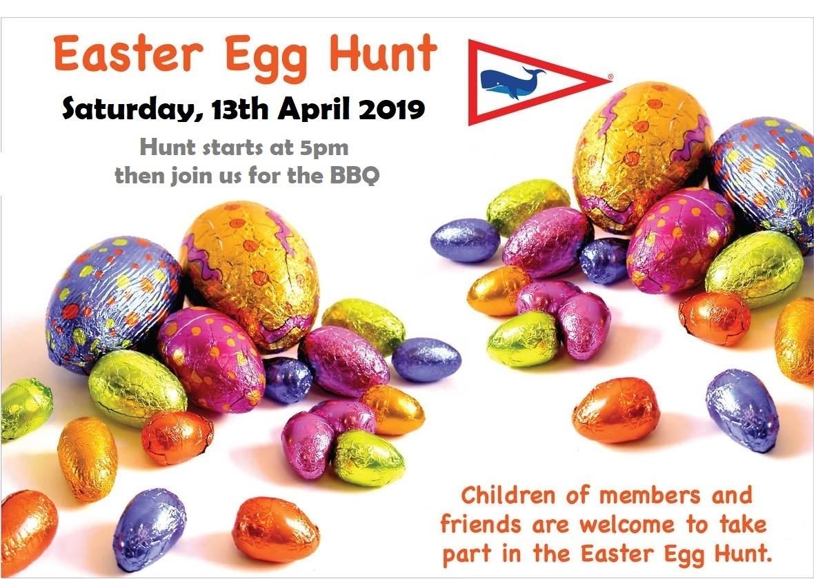 Easter Egg Hunt 13Apr19