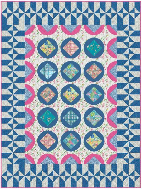 art gallery-free quilt pattern