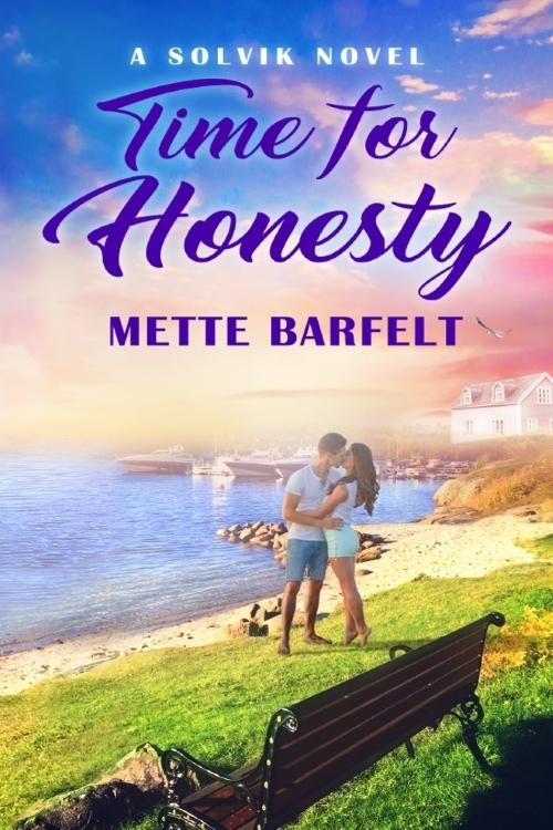 Time for Honesty - Mette Barfelt