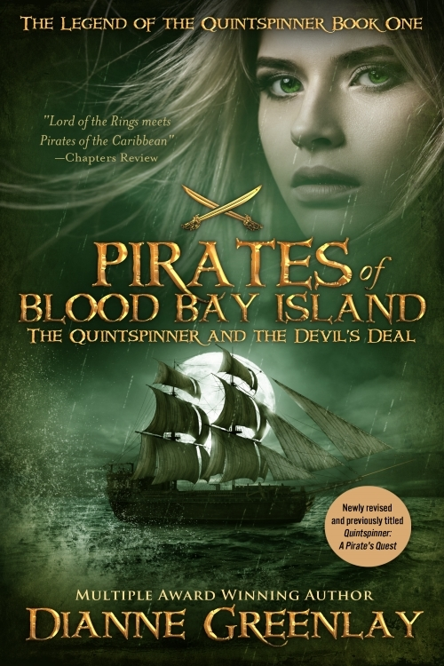 Pirates of Blood Bay Island - Dianne Greenlay