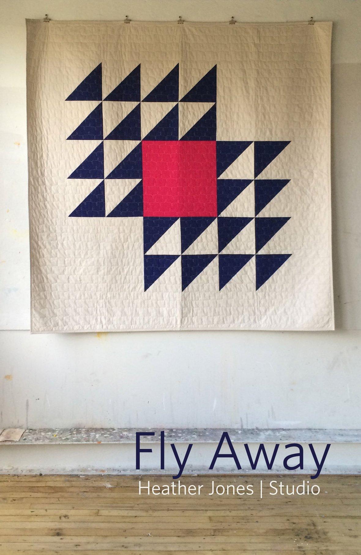 heather jones fly away sewing pattern