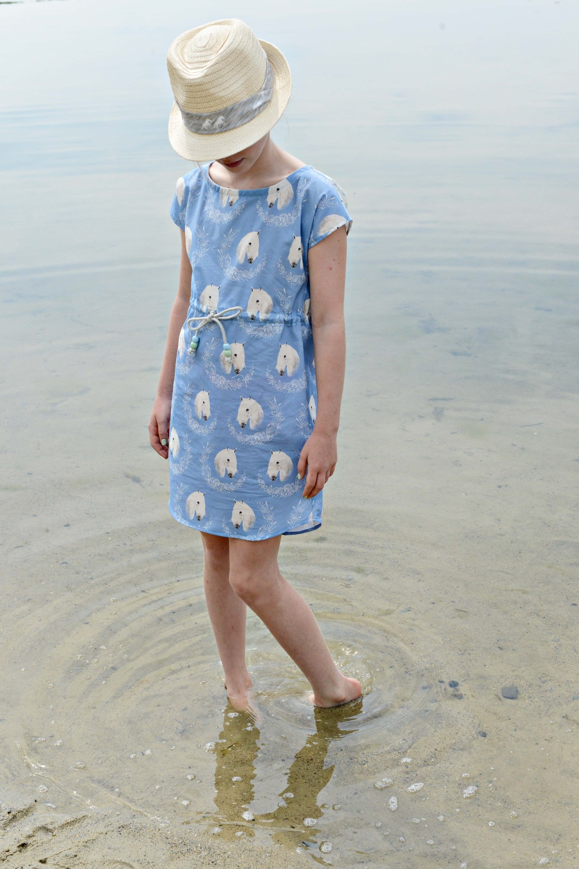 Mini Bondi Dress Outer Banks Front