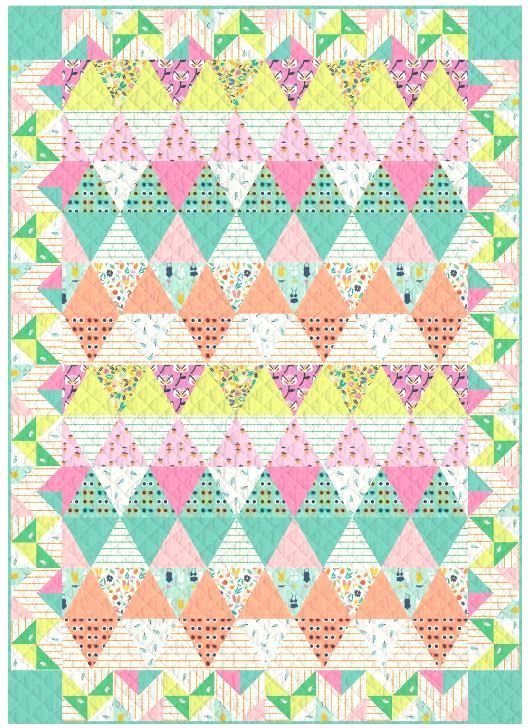 art gallery - free quilt pattern