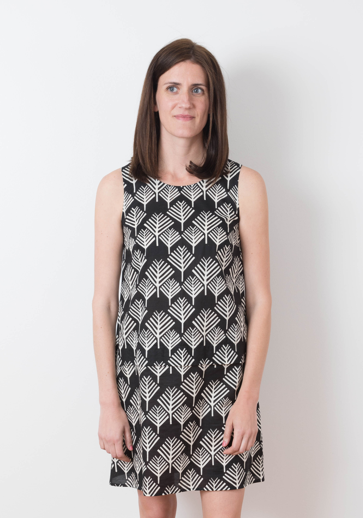 grainline- Willow tank dress