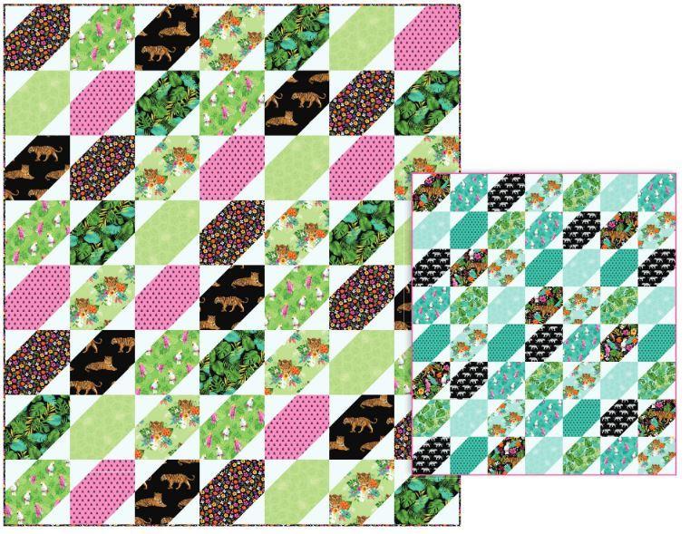 Northcott- free sewing pattern