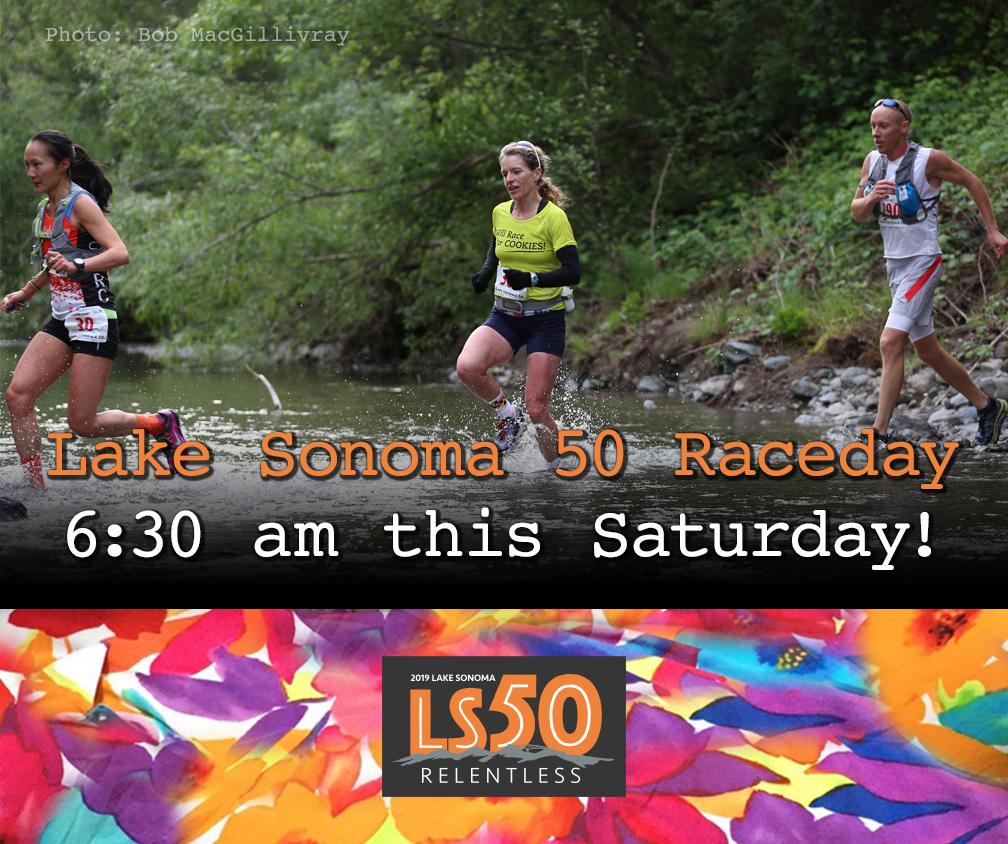 LS50 ad raceday