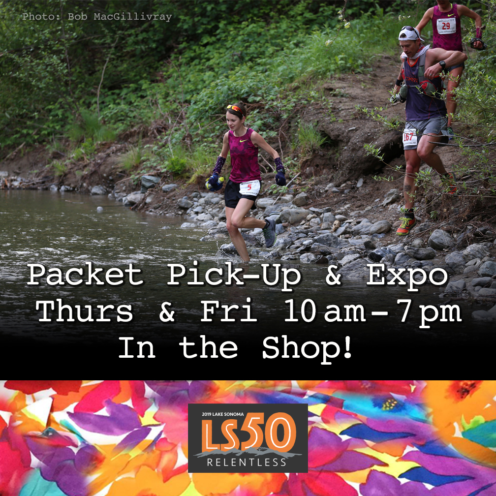 LS50 packet pickup