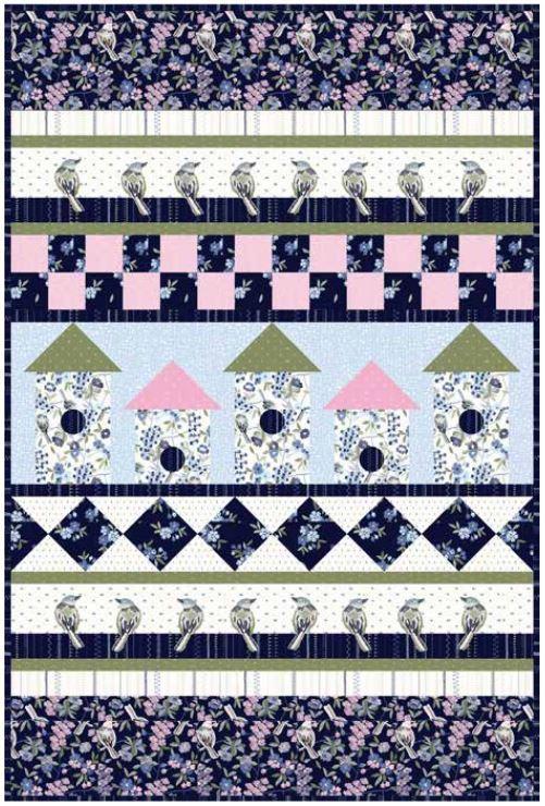 windham- free quilt pattern