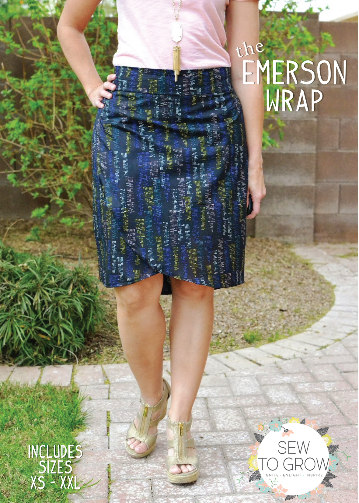 sew to grow- emerson wrap